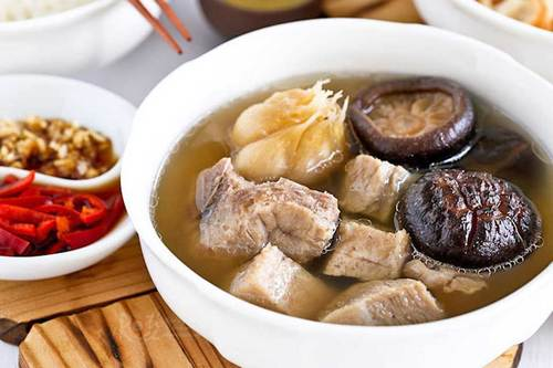 The Emergence of the Bak Kut Teh